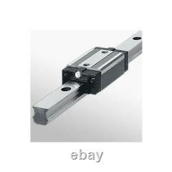 20mm 12' feet = 144 inches Rail Guideway System with Square Slide Unit