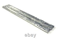 24 Full Extension, Soft Close, Ball Bearing Drawer Slide with Rear Bracket (10)