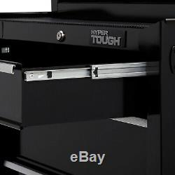 4-Drawer Rolling Tool Cabinet With Ball-Bearing Slides