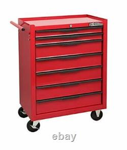 Hilka G301T7BBS Heavy Duty 7 Drawer Trolley with Ball Bearing Slides