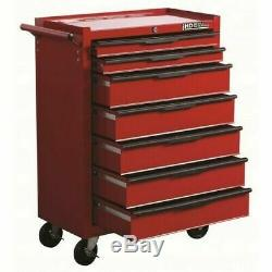 Hilka Heavy Duty 7 Drawer Trolley with Ball Bearing Slides G301T7BBS