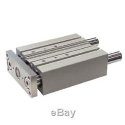 SMC Corporation MGPM40-25A-Y7BWSC Compact Cylinder, Slide Bearing, 40mm Bore