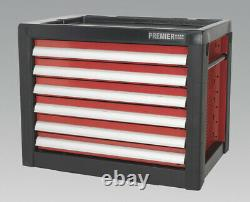 Sealey AP2403 Topchest 6 Drawer with Ball Bearing Slides