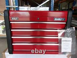 Sealey AP3401 Durable Topchest 4 Drawer with Ball Bearing Slides