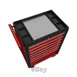 Sealey AP3407 Rollcab 7 Drawer with Ball Bearing Slides Red