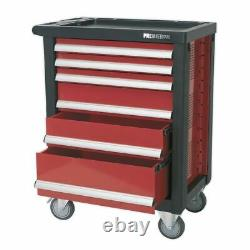 Sealey Premier Rollcab 6 Drawer with Ball-Bearing Slides