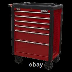 Sealey Rollcab 6 Drawer with Ball Bearing Slides
