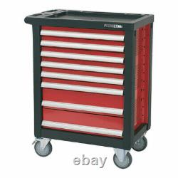 Sealey Rollcab 8 Drawer with Ball Bearing Slides
