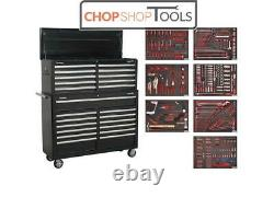 Sealey TBTPBCOMBO4 Tool Chest Combination 23 Drawer with Ball Bearing Slides B