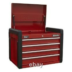 Sealey Topchest 4 Drawer With Ball Bearing Slides