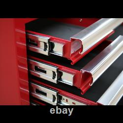 Sealey Topchest 8 Drawer with Ball Bearing Slides Red AP33089