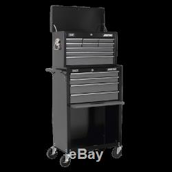Sealey Topchest & Rollcab Combination 13 Drawer with Ball Bearing Slides