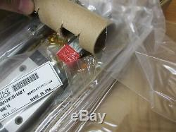 THK SSR25XW1SS+640LY Linear Bearing & Linear Rail 640mm Long NEW Slide