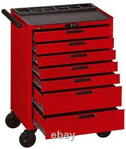 Teng Tools TCW807N 7 Drawer 8 Series Roller Cabinet With Ball Bearing Slides