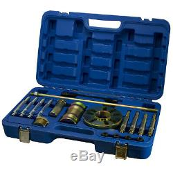 Wheel Hub Puller Bearing Extractor Remover Special Tool Set with Slide Hammer